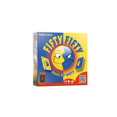 Fifty Fifty | Spellen Expert