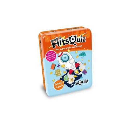 Squla Flitsquiz (Groep 4 t/m 5) | Spellen Expert