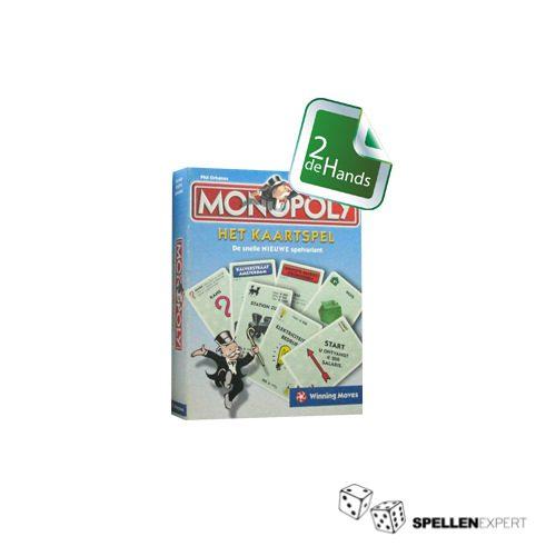Monopoly het kaartspel | Spellen Expert