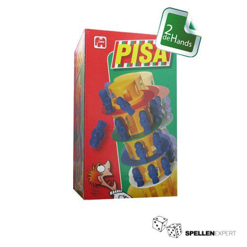 Toren van Pisa | Spellen Expert