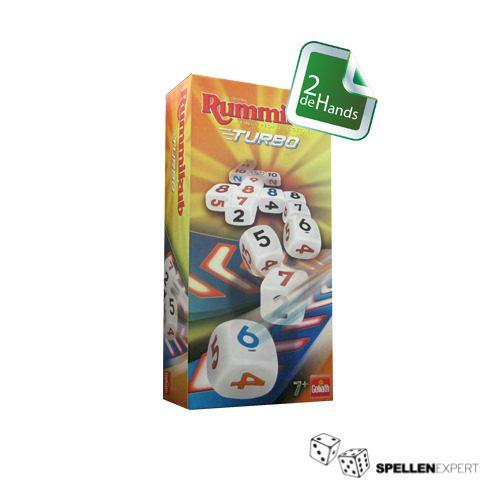 Rummikub turbo | Spellen Expert