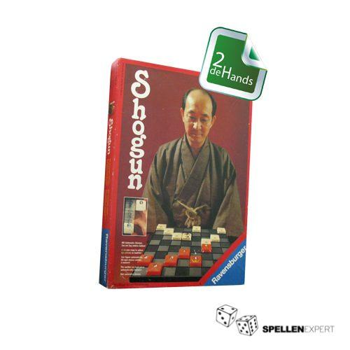 Shogun   Spellen Expert