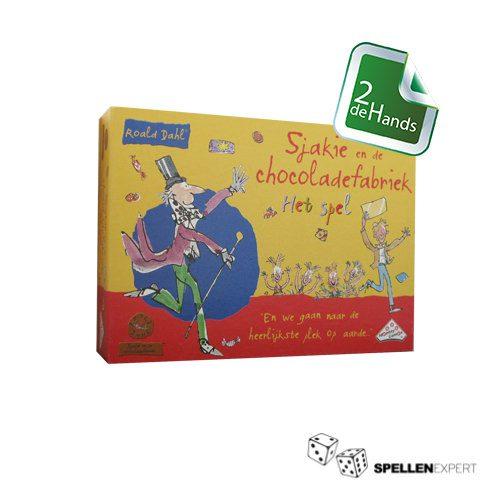 Sjakie en de chocolade fabriek | Spellen Expert