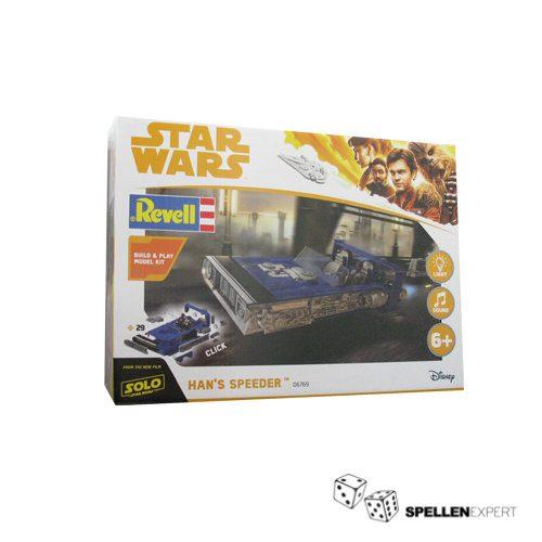 Star Wars Han Speeder | Spellen Expert