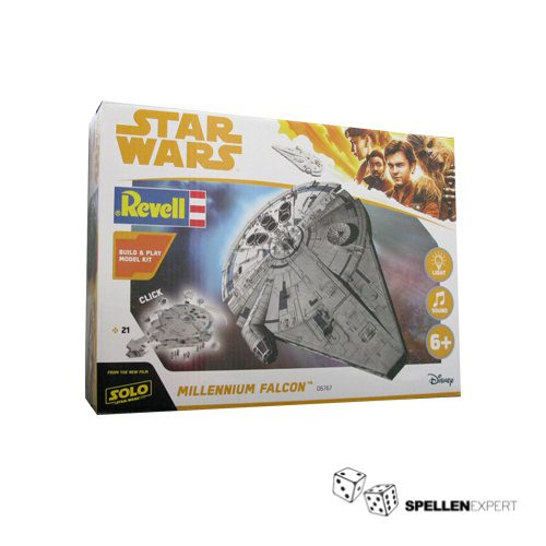 Star Wars Millennium Falcon | Spellen Expert