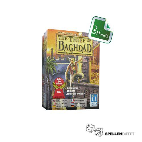 The Thief of Baghdad | Spellen Expert