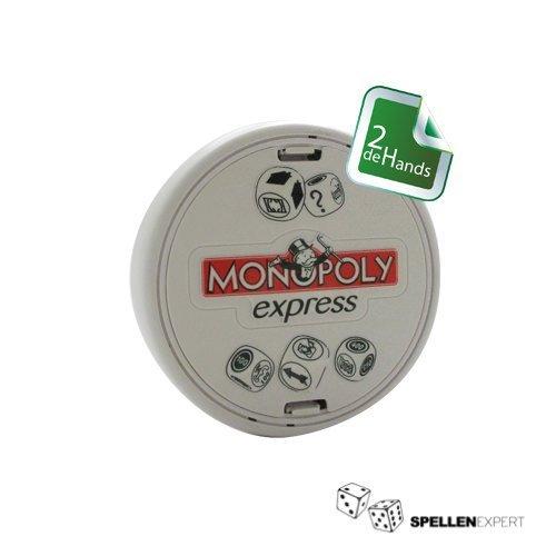 Monopoly Express | Spellen Expert