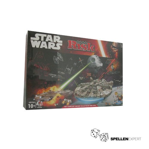Risk Star Wars | Spellen Expert