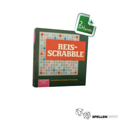 Scrabble reis 1977 | Spellen Expert