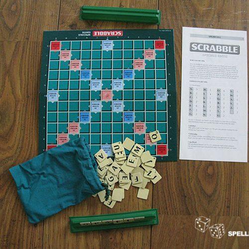 Scrabble speciale editie | Spellen Expert
