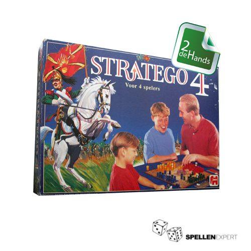 Stratego 4 | Spellen Expert