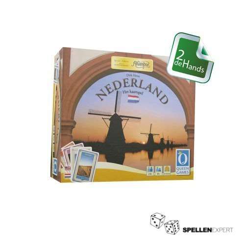 Alhambra kaartspel - Nederland | Spellen Expert