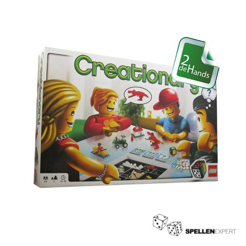 Lego - Creationary | Spellen Expert