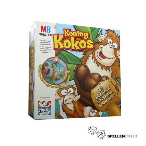 Koning Kokos | Spellen Expert