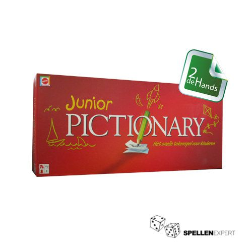 Pictionary Junior | Spellen Expert