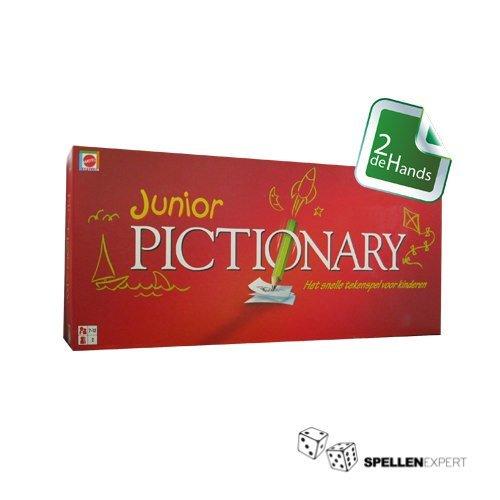 Pictionary Junior | Spellen Expert
