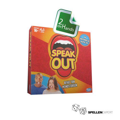 Speak out | Spellen Expert