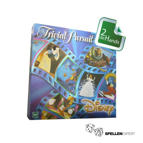 Trivial Pursuit Disney | Spellen Expert