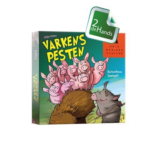 Varkens pesten | Spellen Expert