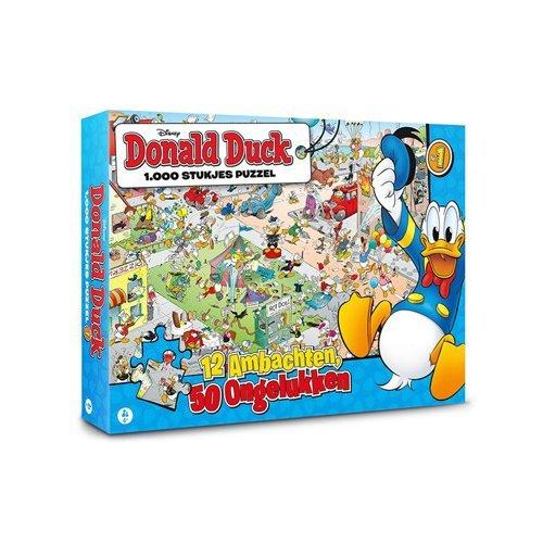Donald Duck: 12 ambachten, 50 ongelukken | Spellen Expert