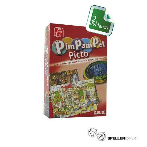 Pim Pam Pet Picto | Spellen Expert