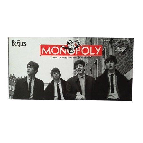 Monopoly Beatles | Spellen Expert