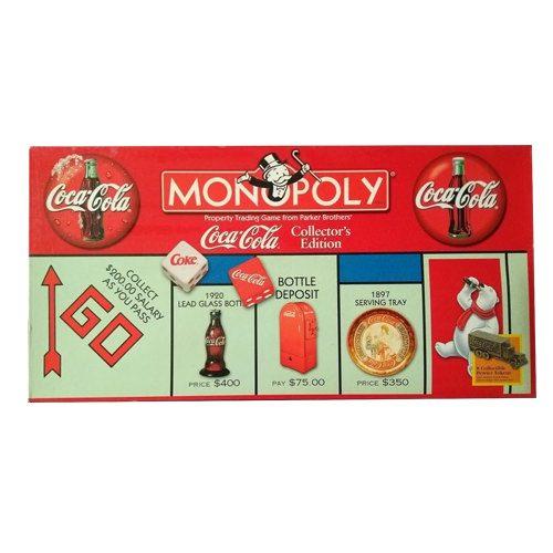 Monopoly Coca Cola | Spellen Expert