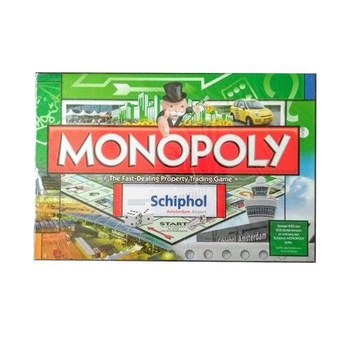 Monopoly Schiphol | Spellen Expert
