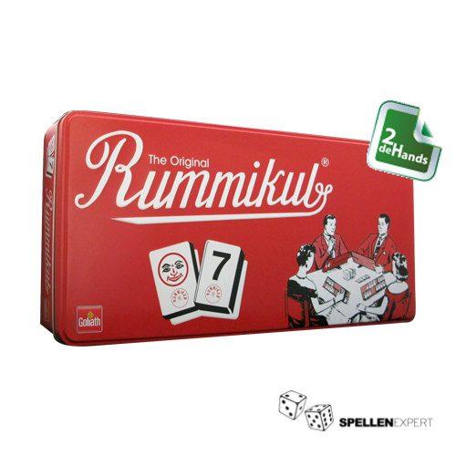 Rummikub retro | Spellen Expert