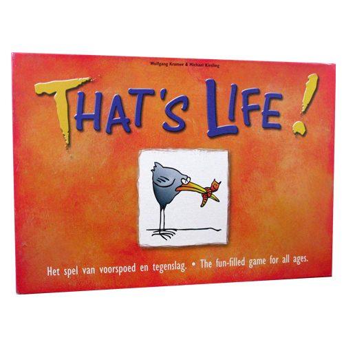 That's Life! | Spellen Expert