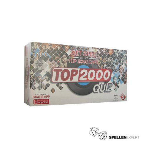 Top 2000 quiz | Spellen Expert