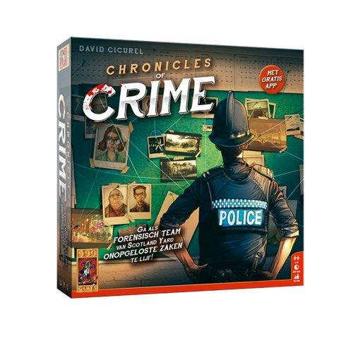 Chronicles of Crime | Spellen Expert