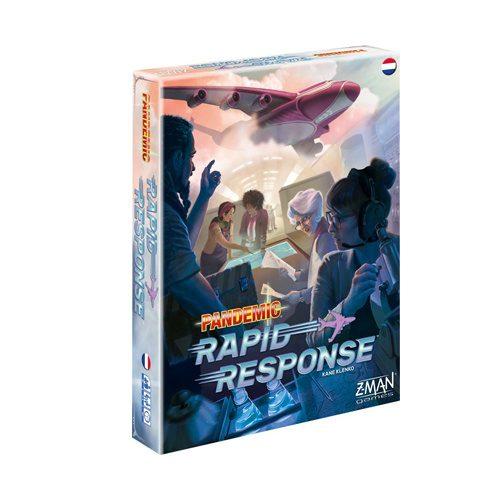 Pandemic Rapid Response   Spellen Expert