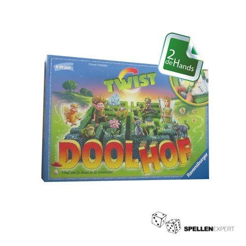 Betoverde Doolhof Twist | Spellen Expert