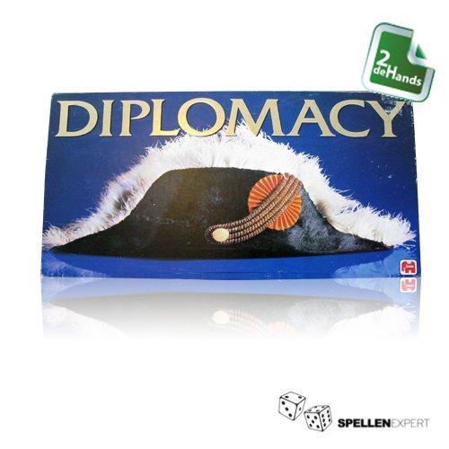 Diplomacy | Spellen Expert