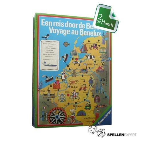 Een reis door de Benelux | Spellen Expert