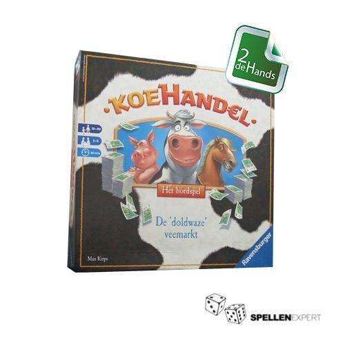 Koehandel - Het bordspel | Spellen Expert