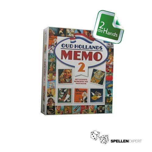 Oud Hollands Memo 2 | Spellen Expert