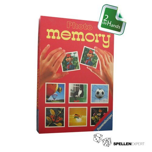 Photo Memory | Spellen Expert