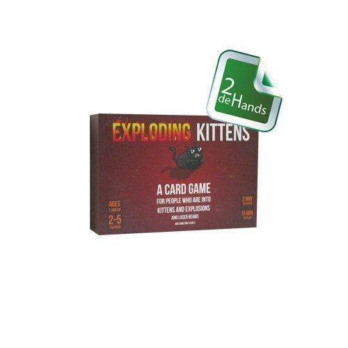 Exploding Kittens | Spellen Expert