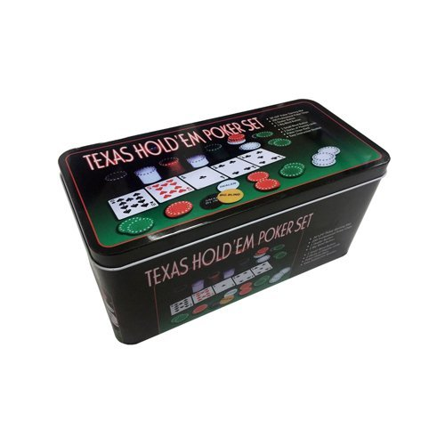 Texas Hold'em Poker Set | Spellen Expert