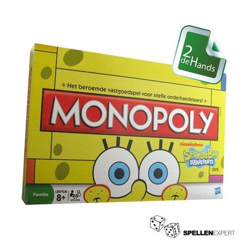 Monopoly Spongebob | Spellen Expert