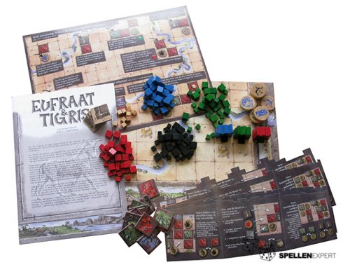 Eufraat & Tigris | Spellen Expert