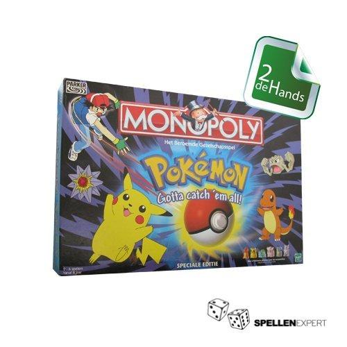 Monopoly Pokemon | Spellen Expert