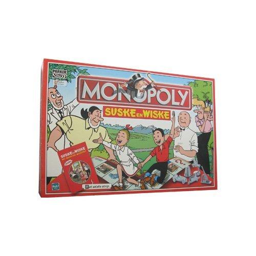 Monopoly Suske en Wiske | Spellen Expert