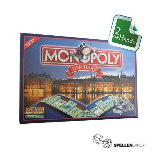 Monopoly Den Haag | Spellen Expert