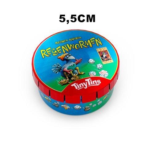 Regenwormen (Tinytin) | Spellen Expert