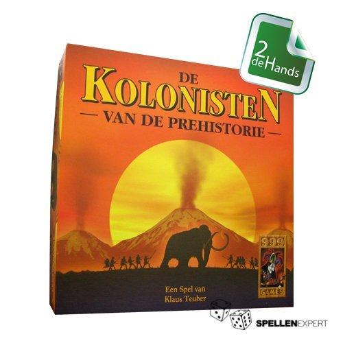 Kolonisten van Catan Prehistorie | Spellen Expert