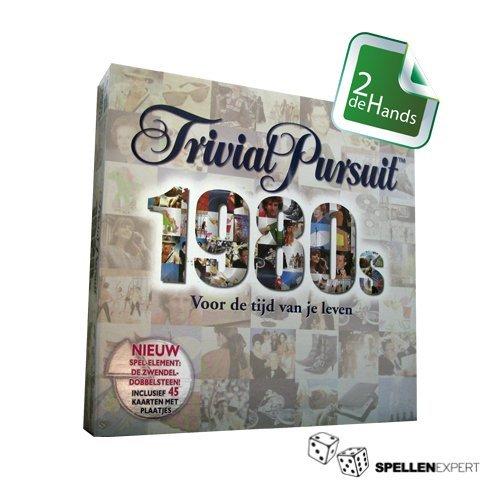Trivial Pursuit 1980 | Spellen Expert
