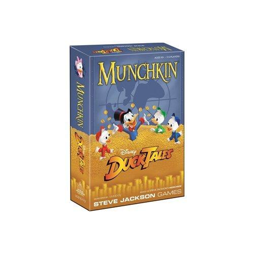 Munchkin Ducktales | Spellen Expert